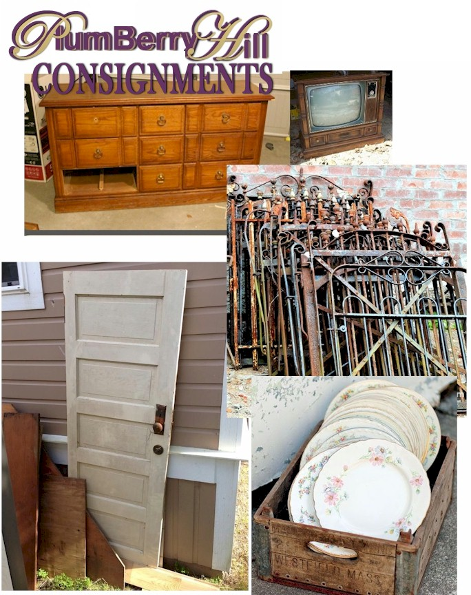 The Plumberry Hill Consignment Of Furniture And Home Decor